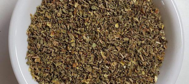 Virenkiller Zistrose, geschnitten für Tee